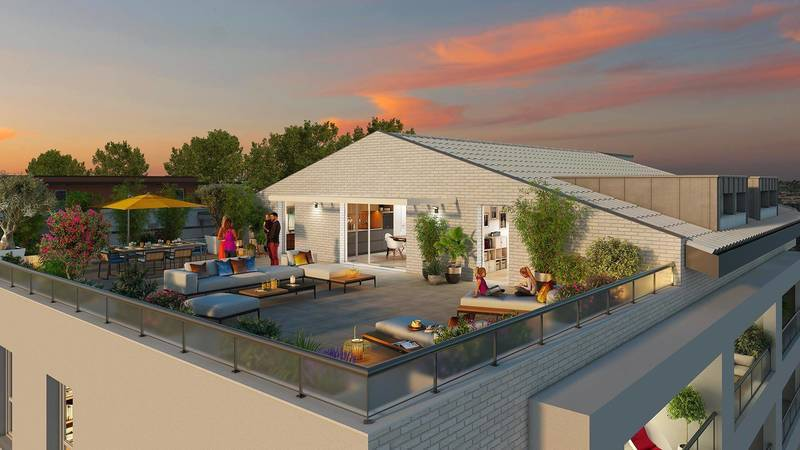 Appartement neuf, 68,17 m² Achet…