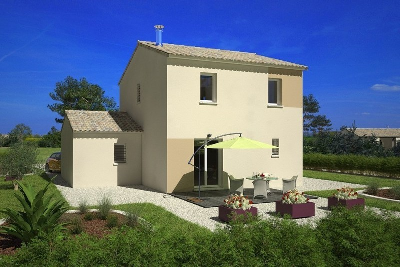 Maison neuve, 95 m² Bouc-…