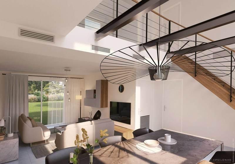 Maison neuve, 137 m² Décou…