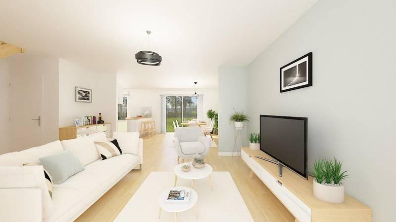 Maison neuve, 120 m² Belle…