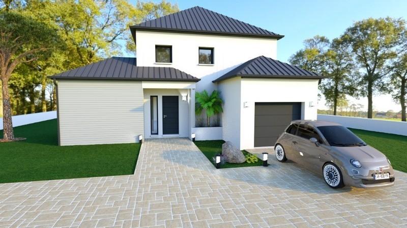 Maison neuve, 110 m² Besoi…