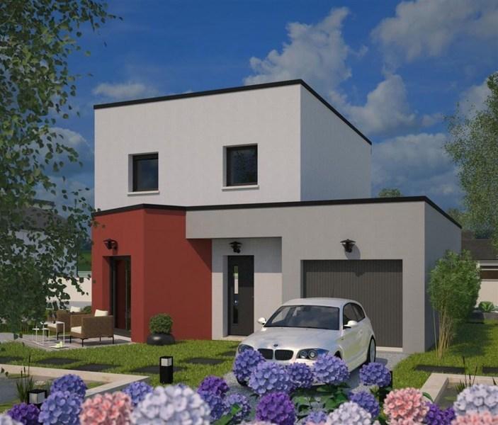 Maison neuve, 88 m² Sur 7…