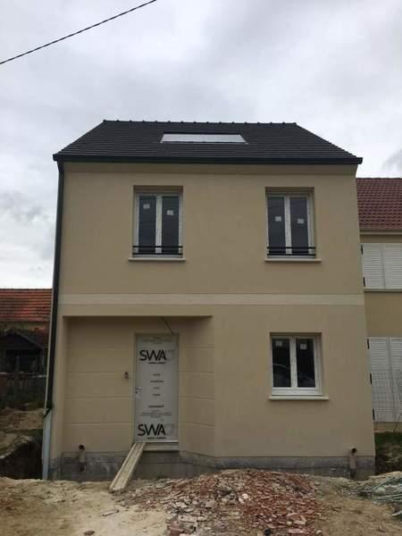Maison neuve, 87,16 m² Terra…