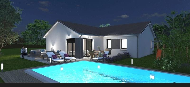 Maison neuve, 87,18 m² Terra…