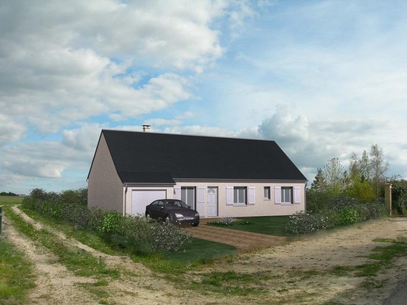 Maison neuve, 133 m² À Sai…