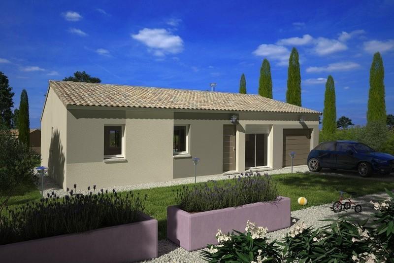 Maison neuve, 60 m² À ven…