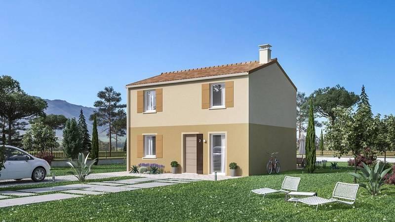 Maison neuve, 106 m² Proje…
