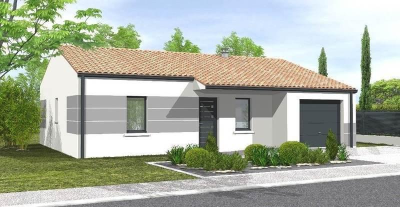 Maison neuve, 81 m² À La …