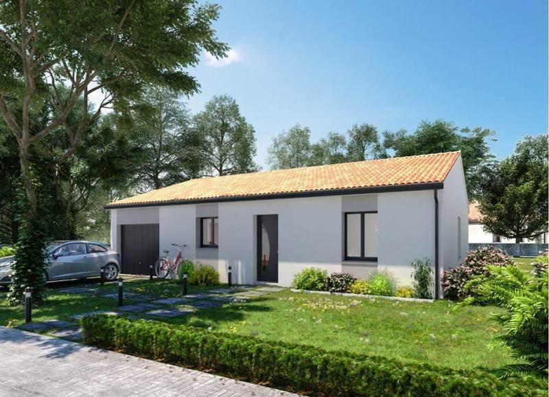 Maison neuve, 90 m² A Vue…