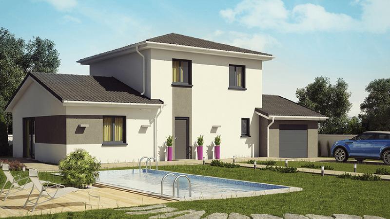 Maison neuve, 96 m² LA CH…