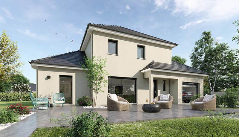 Maison neuve, 100 m² Pavil…