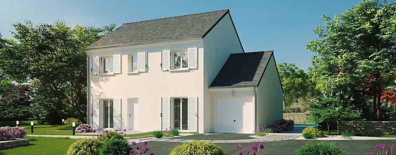 Maison neuve, 96 m² PROJE…