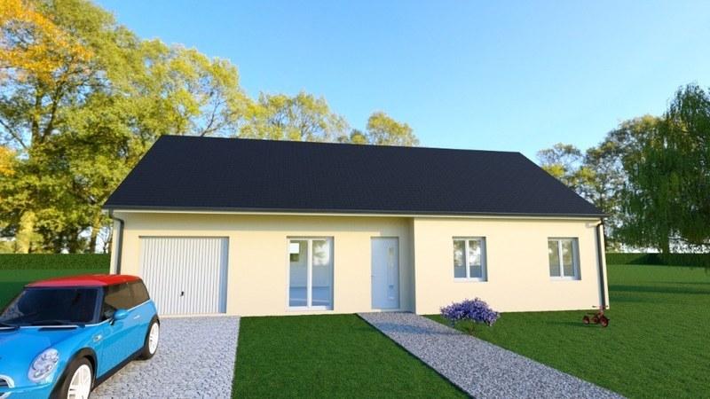 Maison neuve, 86 m² Saint…