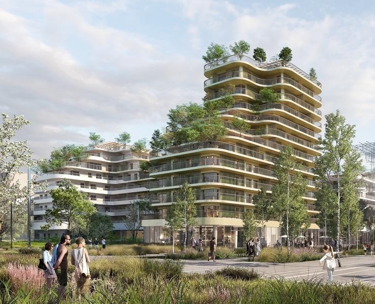 Appartement neuf, 64,3 m² Renou…