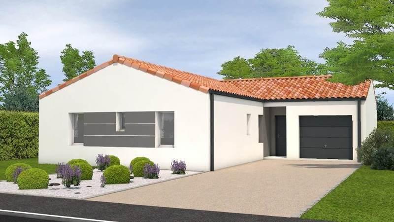 Maison neuve, 108 m² En ve…