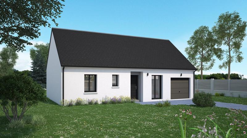 Maison neuve, 69 m² A 30 …