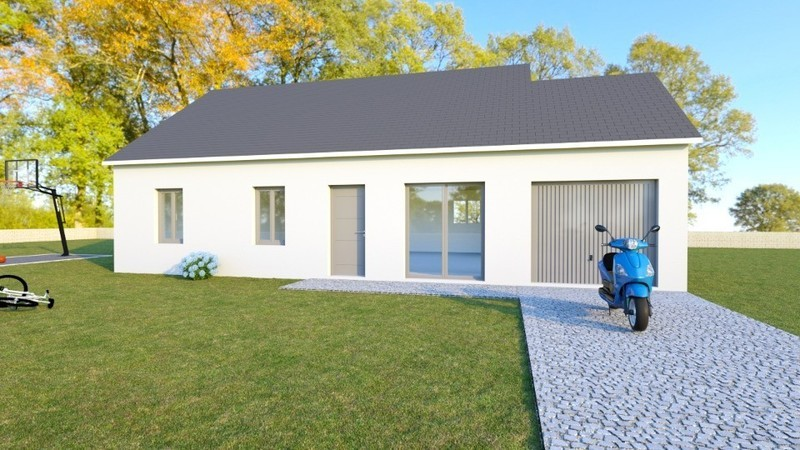Maison neuve, 76 m² Maiso…