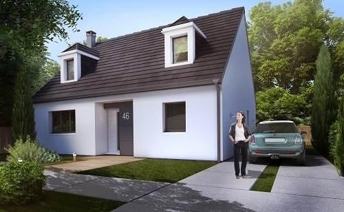Maison neuve, 110 m² Les M…