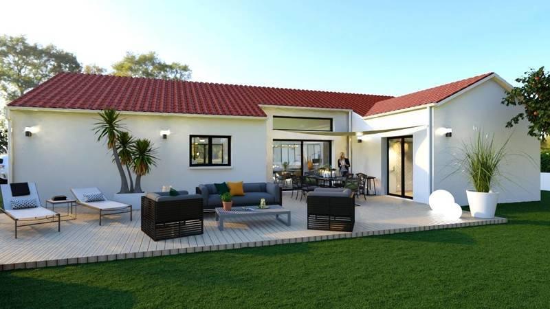 Maison neuve, 110 m² Nous …