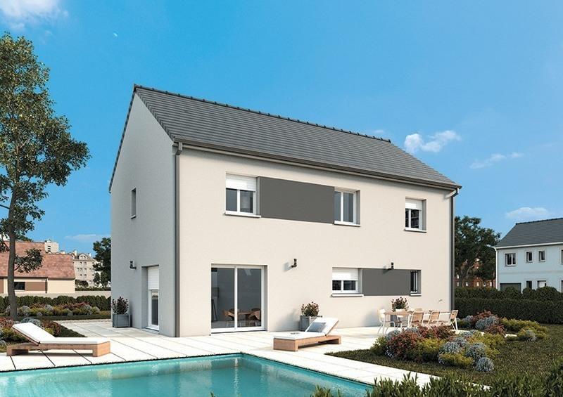 Maison neuve, 125 m² Grand…