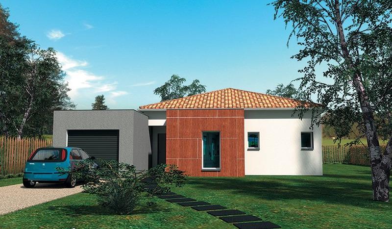 Maison neuve, 85 m² Idéal…
