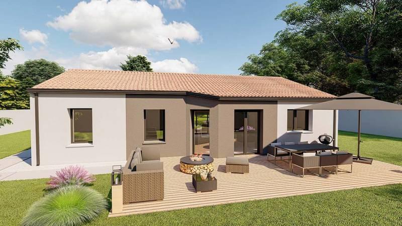 Maison neuve, 93 m² DECOU…