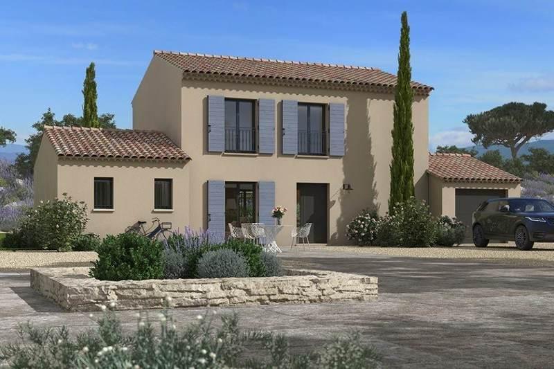 Maison neuve, 115 m² Le Pl…