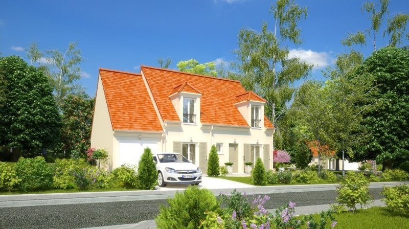 Maison neuve, 107 m² Maiso…