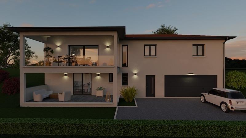 Maison neuve, 135 m² DEMEU…