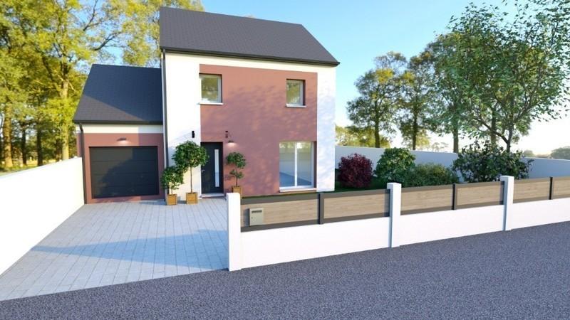 Maison neuve, 91 m² Les M…