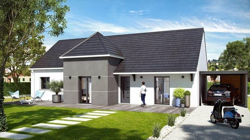 Maison neuve, 111 m² Belle…