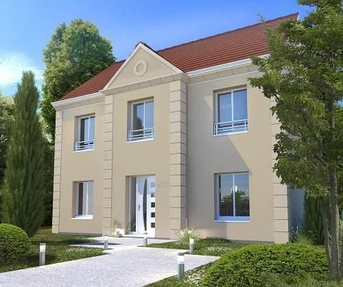 Maison neuve, 127,87 m² Les M…