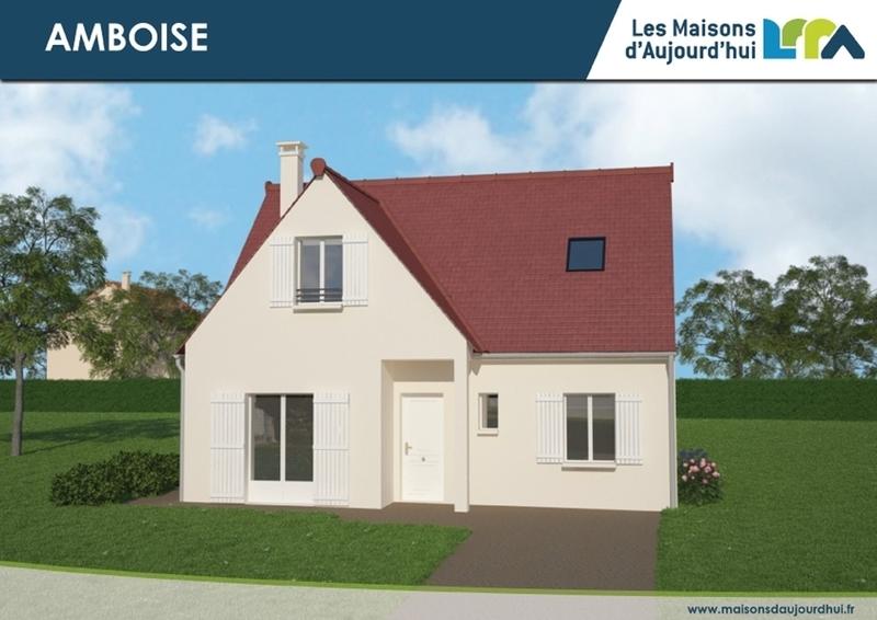Maison neuve, 100,75 m² Terra…