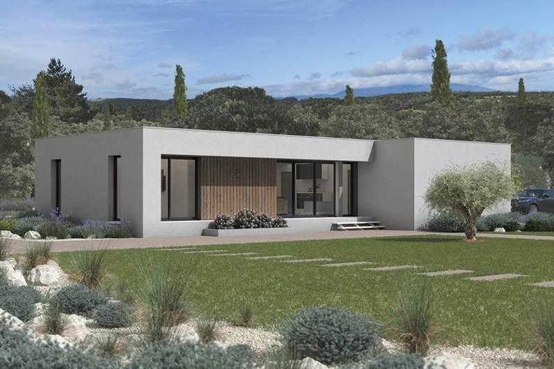 Maison neuve, 95 m² A 7 m…