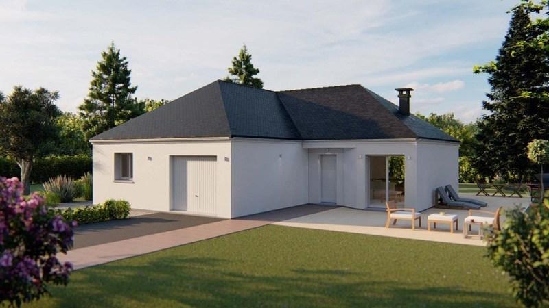 Maison neuve, 98 m² À ven…