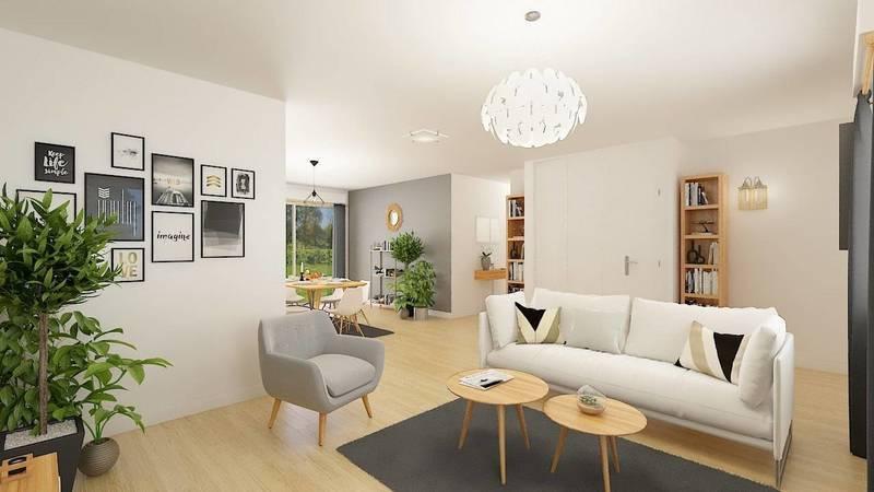 Maison neuve, 99 m² Situé…