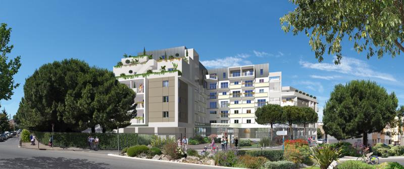 Appartement neuf, 36,06 m²