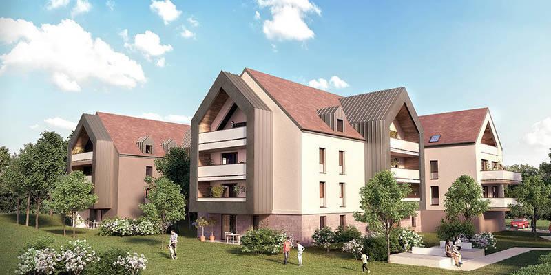 Appartement neuf, 73 m² Deven…