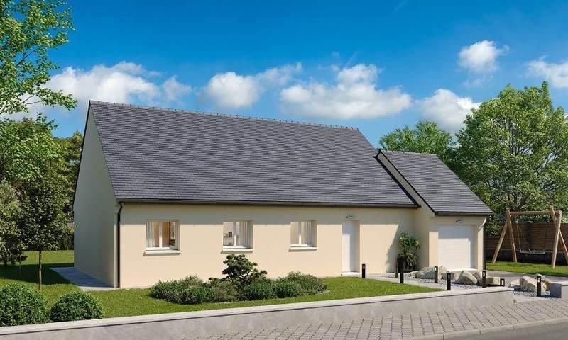 Maison neuve, 117 m² À ach…