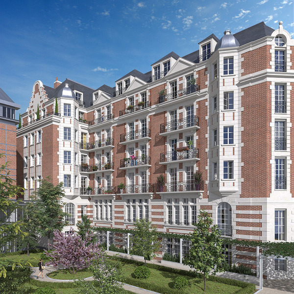 Appartement neuf, 45,91 m² Penda…