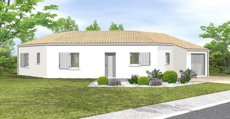 Maison neuve, 83 m² La Br…