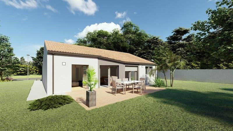Maison neuve, 91 m² DECOU…