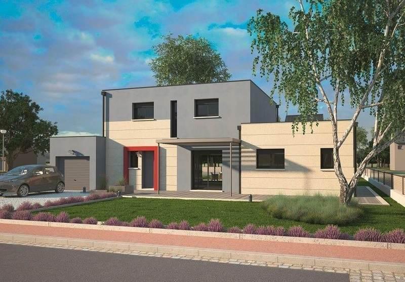 Maison neuve, 125 m² \\ Ma…