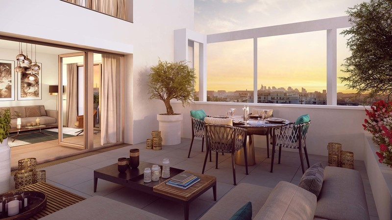 Appartement neuf, 103,7 m² Jusqu…