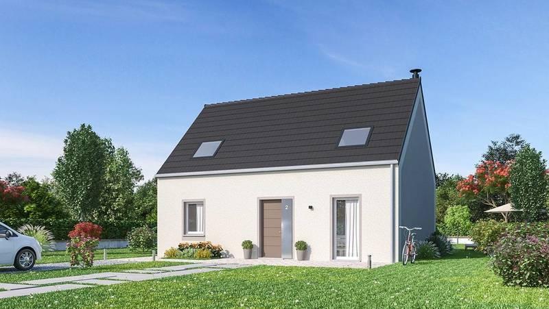 Maison neuve, 107 m² Profi…