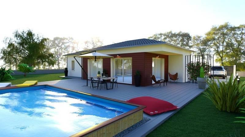 Maison neuve, 100 m² Rouqu…