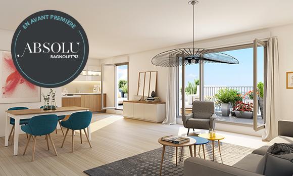 Appartement neuf, 63,4 m² NOUVE…