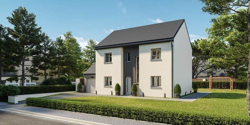 Maison neuve, 120 m² Grand…