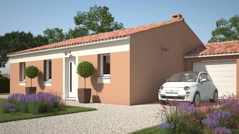 Maison neuve, 94 m² Quart…