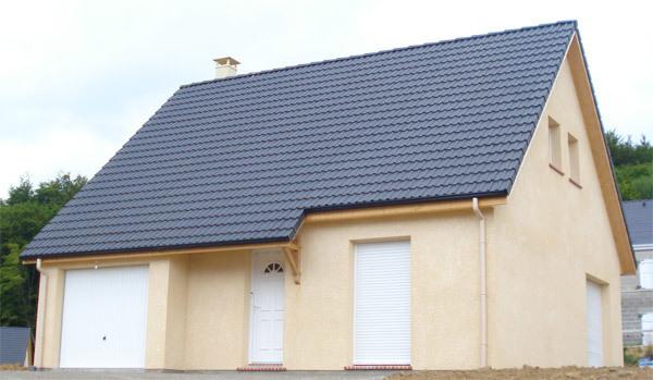Maison neuve, 95 m² Sur u…